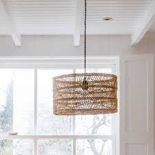 Wicker Pendant Light Wicker Pendant L Lighting Graham Green