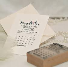 save the date calendar calendar bunting save the date st by pretty rubber sts