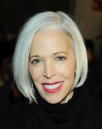 haircuts for older women with long faces sexy gray bob the art of hair boomer sensualité pinterest