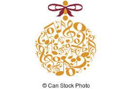 musical christmas tree stock illustrations 294 musical christmas