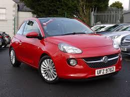 vauxhall adam vxr vauxhall dealer northern ireland vauxhall car and van sales in newry