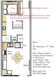 Shipping Container Home Floor Plan 25 Best Shipping Container Dimensions Ideas On Pinterest