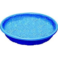 general foam plastics or gv200 wading pool 3 ft dia 6 in h solid