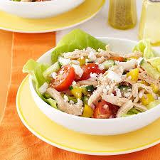 feta chicken salad recipe taste of home