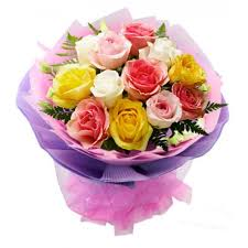 colored roses international flower delivery in tangos navotas city manila