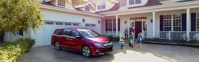 specifications the 2018 odyssey honda canada