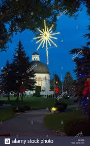 frankenmuth michigan the silent night memorial chapel at