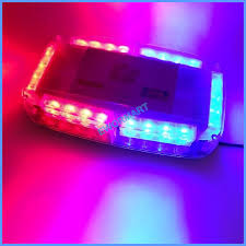 multi colored strobe light multi color 24w 24led fire strobe police emergency tow ems warning
