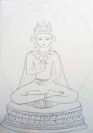 green buddha amoghasiddhi three vajras