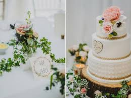 wedding cake leeds the priory cottages near wetherby wedding cake and pink
