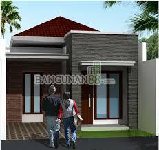 desain rumah lebar 6 meter desain rumah 1 lantai 6 15 a jasa desain rumah