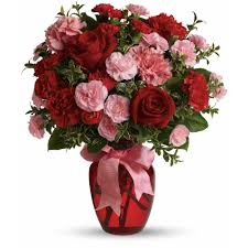 big bouquet of roses with me bouquet by teleflora in big tx