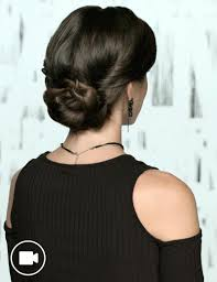 hot to do an upsweep on shoulder length hair hair styles lookbook for trends tutorials redken