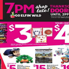 kmart thanksgiving and black friday ad scan