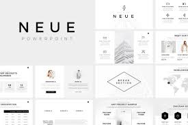 keynote themes compatible with powerpoint neue minimal powerpoint template