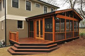 Screened In Patios Making Your Screened Porch Stand Out