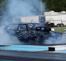 lexus turbo goes airborne dragracin on topsy one