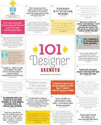 interior design home decor tips 101 101 decorating secrets from top interior designers secret house