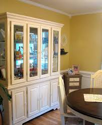dinning black buffet table sideboards china cabinet dining room