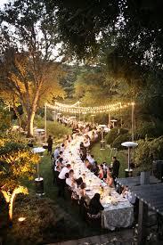 backyard weddings 10 steps to a successful backyard wedding