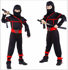 Halloween Costume Ninja Buy Wholesale Ninja Halloween Costumes China Ninja