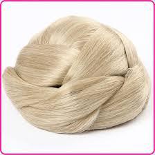 Chignon Maker Sale Womens Girls Braided Hair Bun Donut Synthetic Scrunchie