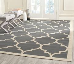 9 X 12 Outdoor Rug by Amazon Com Safavieh Courtyard Collection Cy6914 246 Anthracite