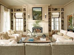 eclectic living room decorating ideas neutral beige colors