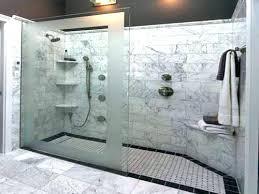 walk in shower ideas for bathrooms doorless walk in shower shower fancy design bathroom walk shower