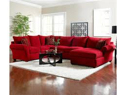 klaussner fletcher spacious sectional with chaise lounge dunk