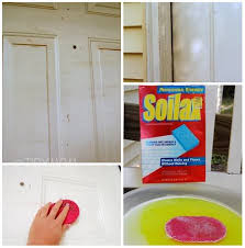 how to clean yellowed white doors how to clean a front door