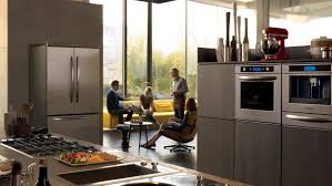 Kitchen With Red Appliances - kitchen stainless steel kitchen appliances with red kitchenaid