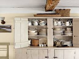 unique kitchen storage blue country kitchens country style