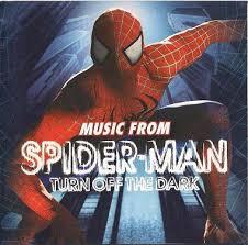 spider man turn off the dark wikipedia