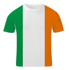 Green White Orange Flag Irish Tricolour Ireland Flag St Patrick U0027s Day Patriotic Unisex