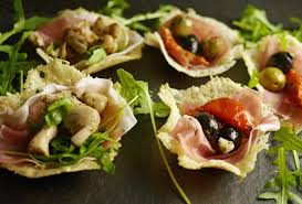 canapes for canape recipes for easy festive canapes
