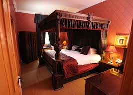 Castle Bedroom Furniture by Dalhousie Castle Luxury Castle Bedrooms Accommodation Near