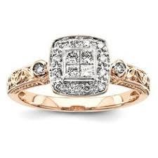 verlobungsringe gold diamant studs forever halo verlobungsring 3 4 ct diamanten gh