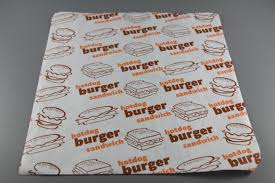burger wrapping paper zudua home personal home consumables bags and wrappers