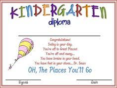 graduation diploma free printable preschool diploma graduation free