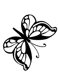 25 butterfly stencil ideas butterfly pattern