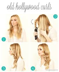 different ways to curl your hair with a wand how to do a finger wave curl using a curling iron old hollywood