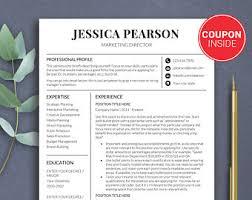 marketing resume templates resume template marketing resume template feminine