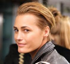slicked back pixie cut hairstyles ideas