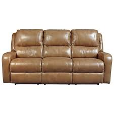 signature design by ashley roogan contemporary reclining sofa with