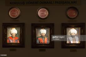 Sultans Of Ottoman Empire Sultans Of Ottoman Empire Portraits At Museum Istanbul