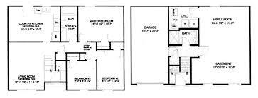 split foyer house plans dynamic properties kingston i house plan
