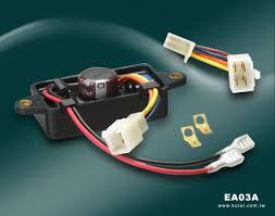 automatic voltage regulator for denyo u0026 gasoline generators