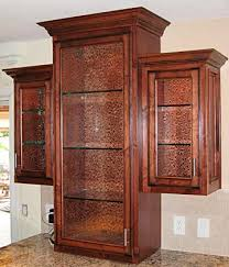 Custom Glass For Cabinet Doors Custom Kitchen Cabinets From Darryn S Custom Cabinets Serving