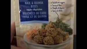 cuisine quinoa yves veggie cuisine kale quinoa bites review